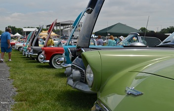 Thunderbirds Unite at Ford Nationals!