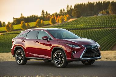 2019_Lexus_RX_350_side_right